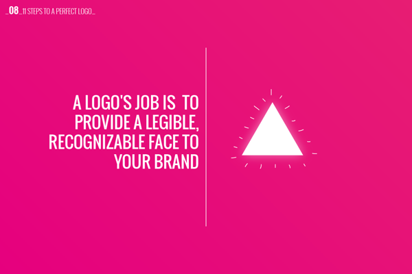 Logo Design Concept - Provide a face to your brand