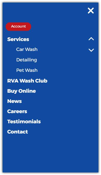 flagstop mobile website, web design richmond va